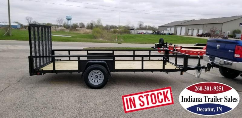 2020 Quality Steel and Aluminum 6x14 - 7414AN3.5KSA Utility Trailer
