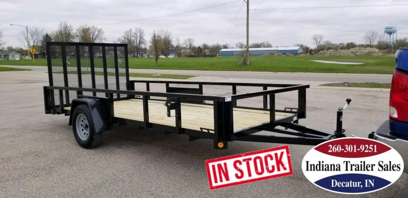 2020 Quality Steel and Aluminum 6x14 - 7414AN3.5KSA Utility Trailer in Ashburn, VA