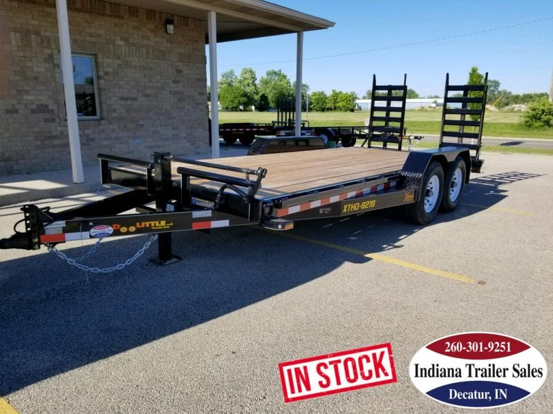 2018 Doolittle Trailer Mfg XT821814K Equipment Trailer