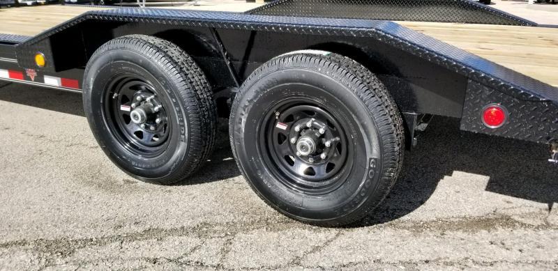 2020 PJ Trailers B6222 102x22 Car / Racing Trailer