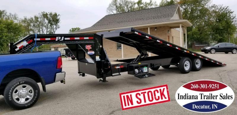 2019 PJ Trailers T9262 Equipment Trailer Tilt