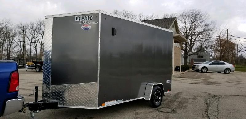 2019 Look Trailers EWLC7X12SE2 Enclosed Cargo Trailer