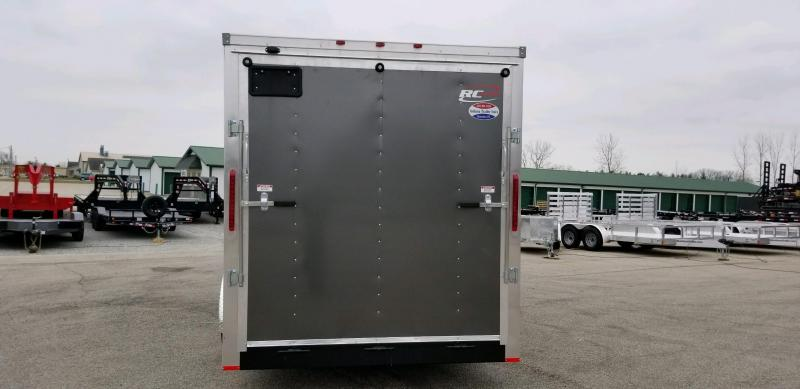 2019 RC Trailers RWT7x18TA2 Enclosed Cargo Trailer