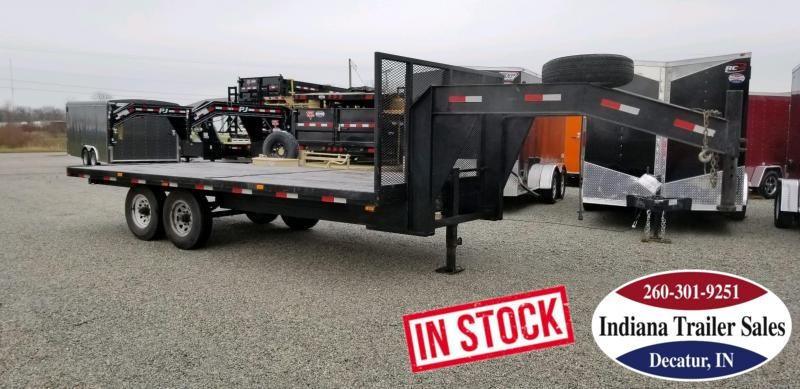 2005 Other GN9618 Equipment Trailer