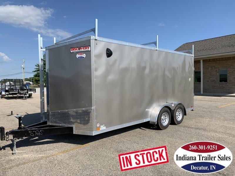 2020 Discovery Trailers DRSE716TA2 Enclosed Cargo Trailer in Ashburn, VA