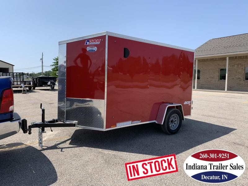 New Orange And Red Cargo Enclosed Trailers For Sale Cargo