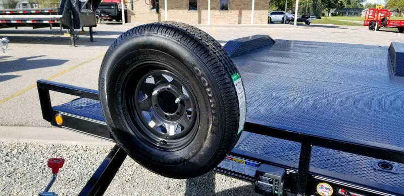 2019 PJ Trailers B5222 Car / Racing Trailer
