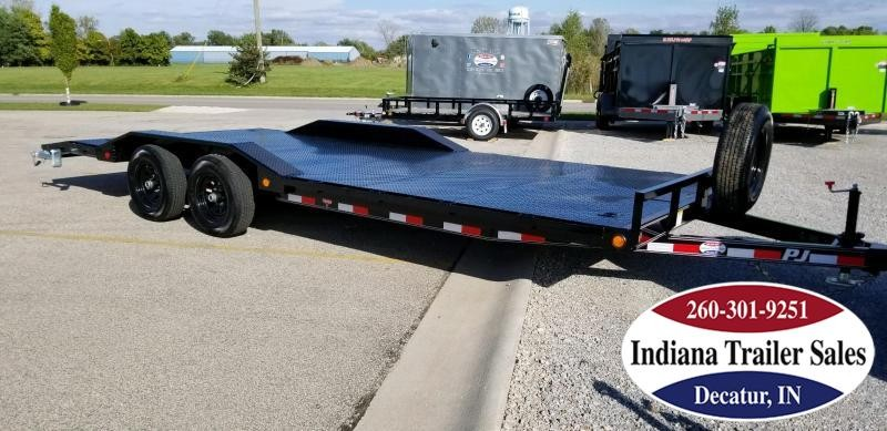 2019 PJ Trailers B5222 Car / Racing Trailer