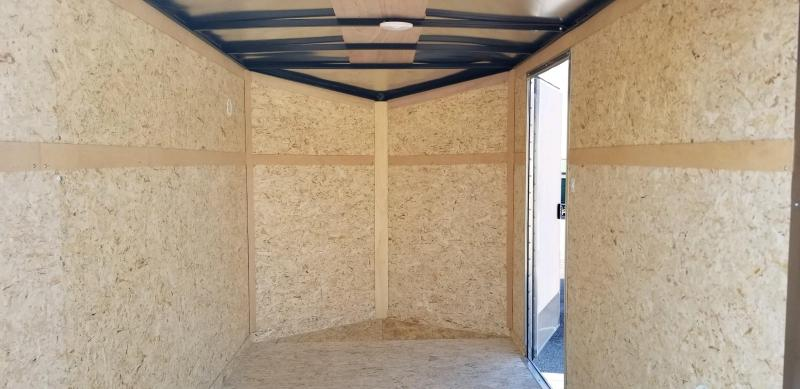 2020 Pace American JV6X10SI2 Enclosed Cargo Trailer