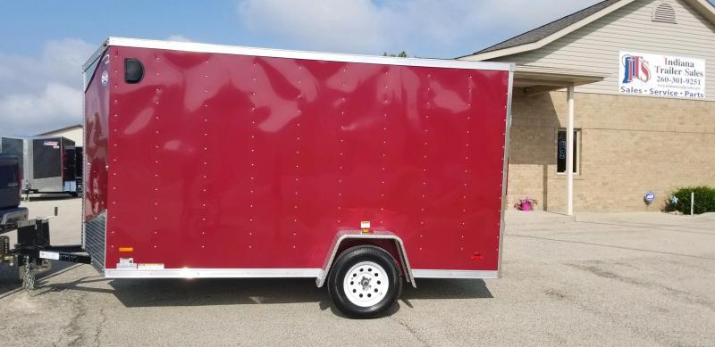 2019 RC Trailers RWT6x12SA Enclosed Cargo Trailer