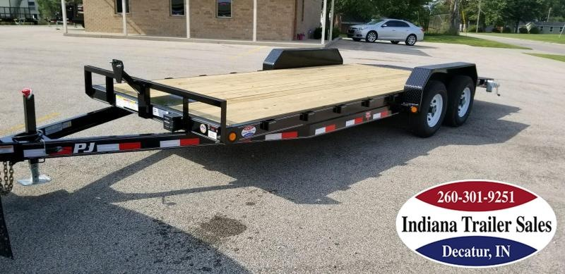 2019 PJ Trailers CEJ2052 Car / Racing Trailer