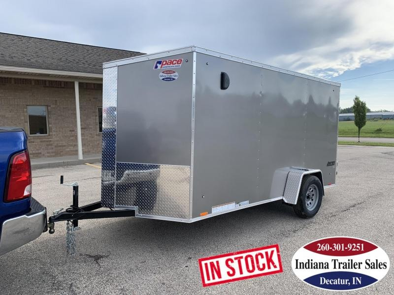 2020 Pace American JV6X12SI2 Enclosed Cargo Trailer