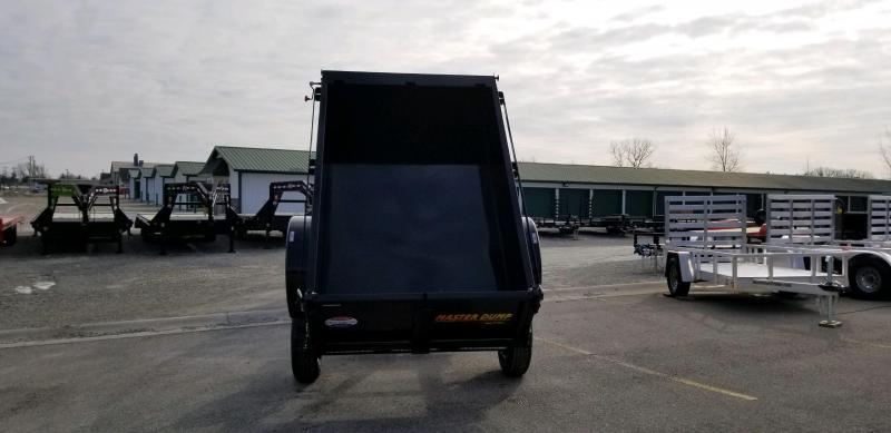 2019 Doolittle Trailer Mfg MD6085KSC Dump Trailer