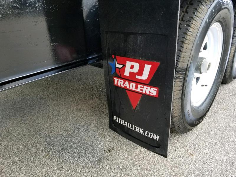 "2019 PJ Trailers FSR2872 102""x28' Equipment Trailer"