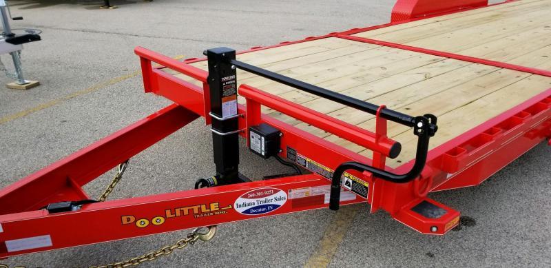 2019 Doolittle Trailer Mfg GT822214K Equipment Trailer Tilt