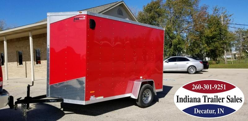 2019 RC Trailers RWT6x10SA Enclosed Cargo Trailer