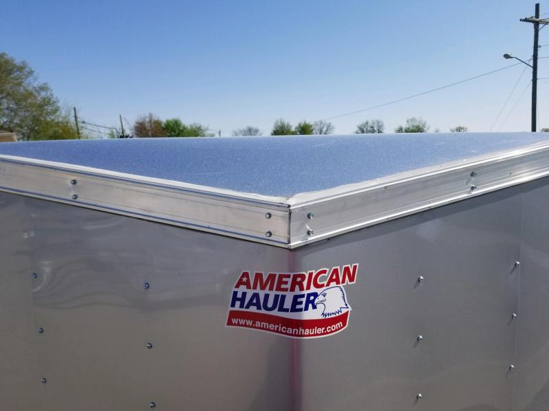 2018 American Hauler Industries NH612SA Enclosed Cargo Trailer