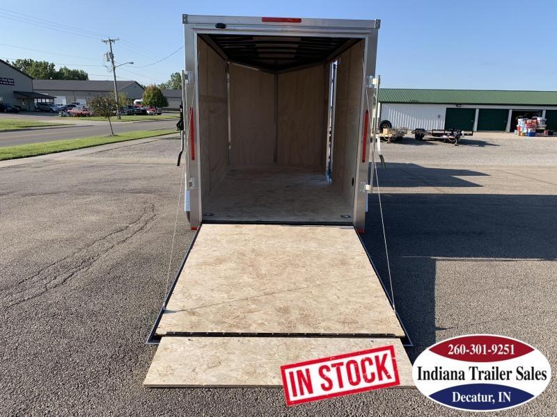 2020 RC Trailers RDLX6x12SA Enclosed Cargo Trailer