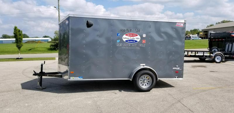 2018 American Hauler Industries AR612SA Enclosed Cargo Trailer