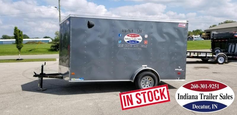 2018 American Hauler Industries AR612SA Enclosed Cargo Trailer