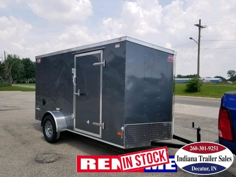 Rental - 2018 American Hauler Industries AR612SA Enclosed Cargo Trailer