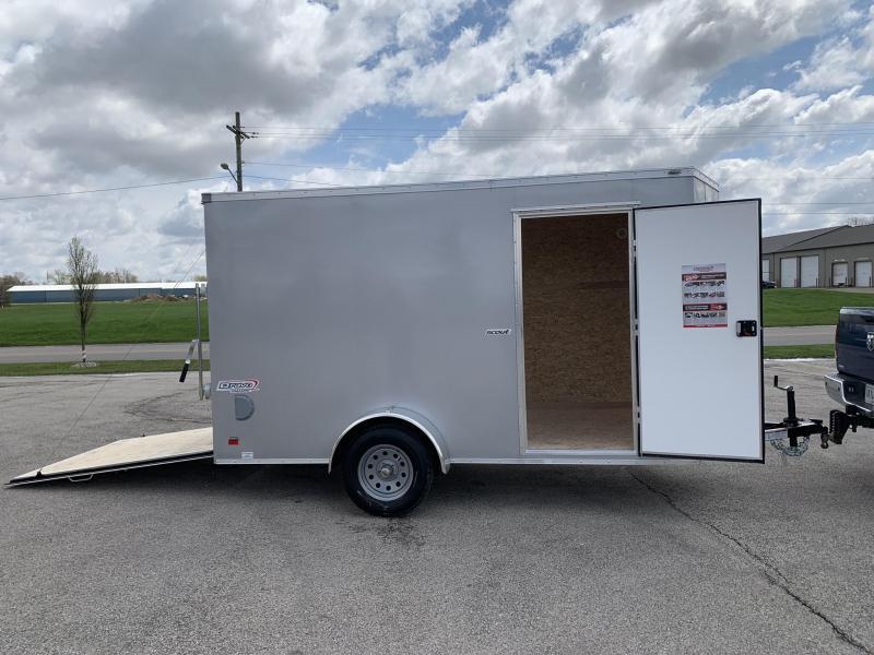 2020 Bravo Trailers SC6X12SA Enclosed Cargo Trailer