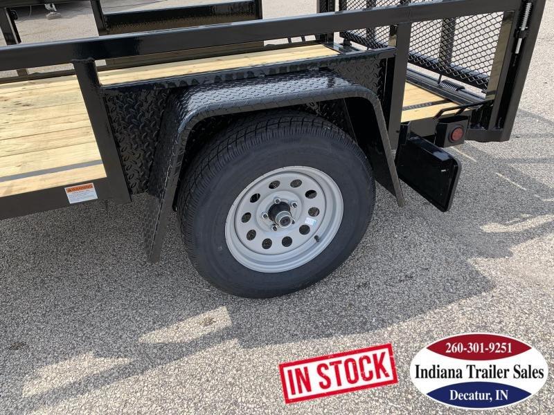 2020 Quality Steel and Aluminum 5x8 - 628AN3.5KSA Utility Trailer