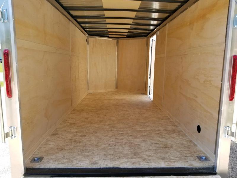 2018 RC Trailers RWT7x16TA2 Enclosed Cargo Trailer