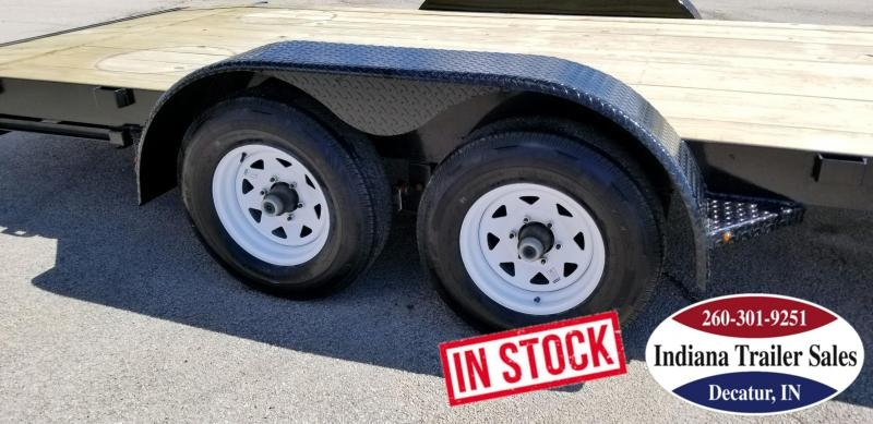 2019 Nation Tank and Trailer 81x20FT OCC/ANGLE Car / Racing Trailer