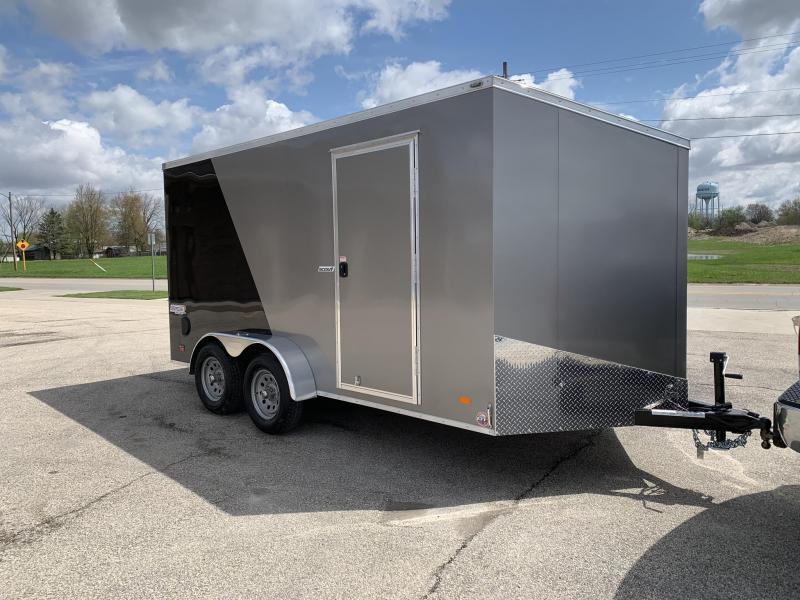 2020 Bravo Trailers SC7X14TA2 Enclosed Cargo Trailer