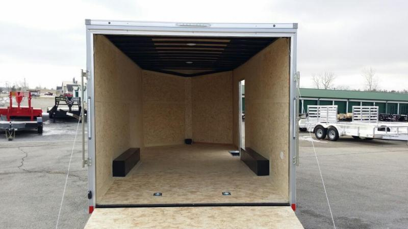 2020 Pace American JV85X18TE3 Enclosed Cargo Trailer