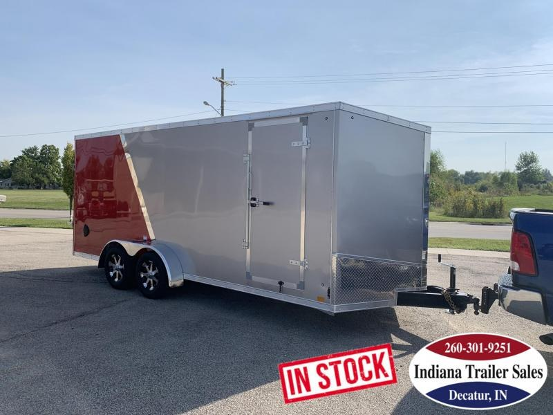 2020 Discovery Trailers DRSE7x18TA2 Enclosed Cargo Trailer