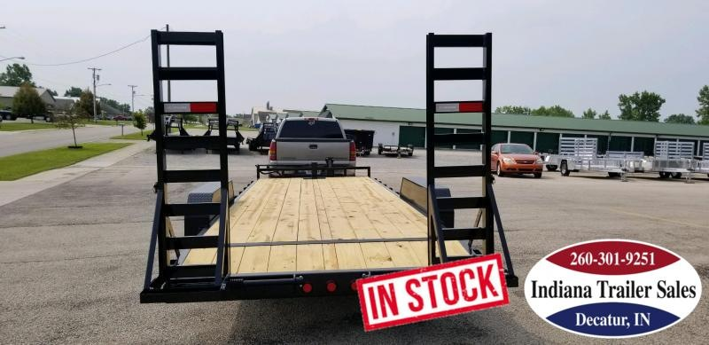 2019 PJ Trailers CC222 83x22 Equipment Trailer