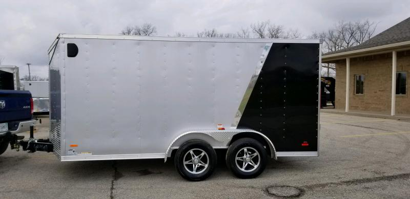 2019 RC Trailers RWT7x14TA2 Enclosed Cargo Trailer