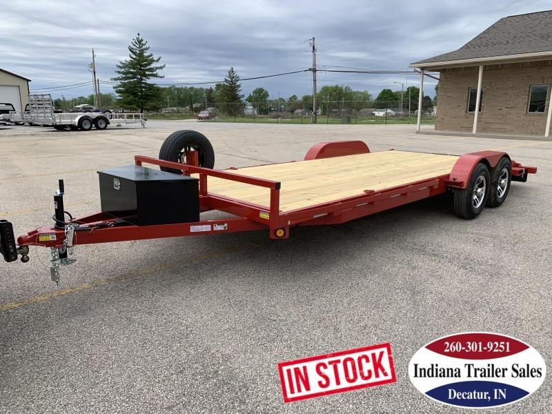 2020 Quality Steel and Aluminum 8320CH10K Car / Racing Trailer in Ashburn, VA