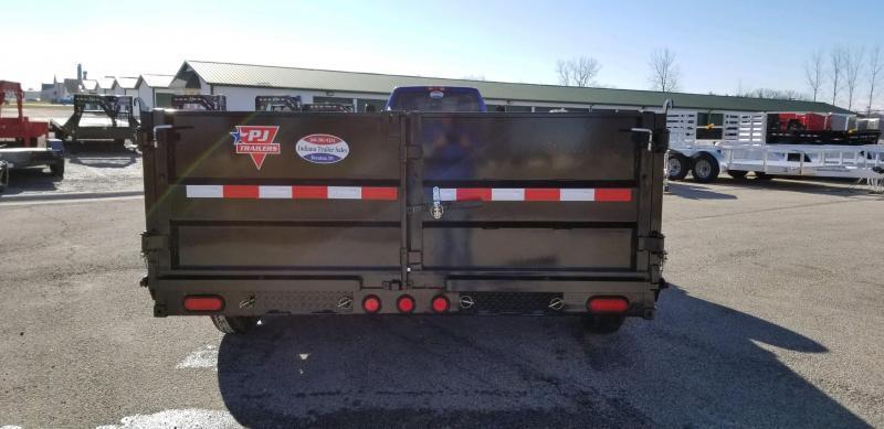 2020 PJ Trailers DL162 Dump Trailer