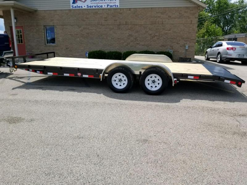 2019 PJ Trailers C5202 Car / Racing Trailer