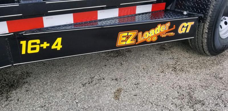 2019 Doolittle Trailer Mfg EZ Loader Equipment Trailer Tilt
