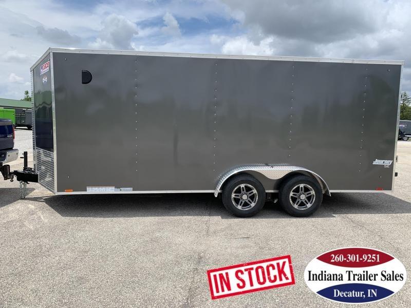 2020 Pace American JV7X18TE2 Enclosed Cargo Trailer
