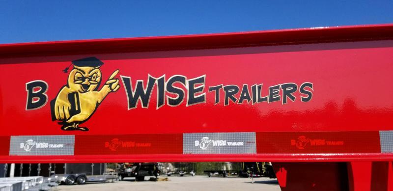 2019 B-Wise EDG32-25 Equipment Trailer