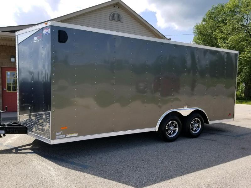 2019 RC Trailers RWT8.5x18TA3 Enclosed Cargo Trailer