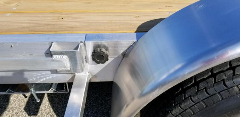 2019 RC Trailers ARCH8.5X20TA3 Car / Racing Trailer