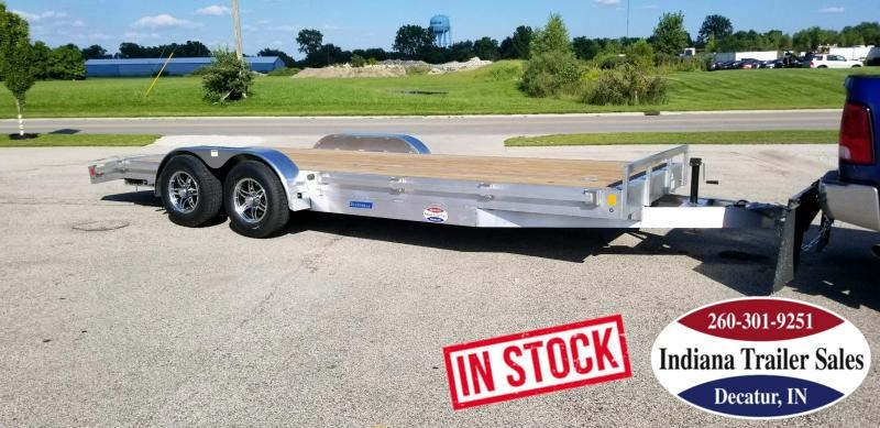 2019 RC Trailers ARCH8.5X20TA3 Car / Racing Trailer