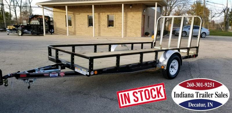 2020 PJ Trailers U2141 72x14 Utility Trailer in Ashburn, VA