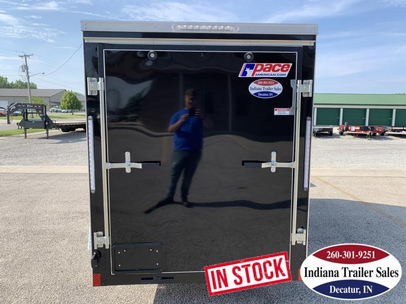 2020 Pace American JV5X10SI2 Enclosed Cargo Trailer