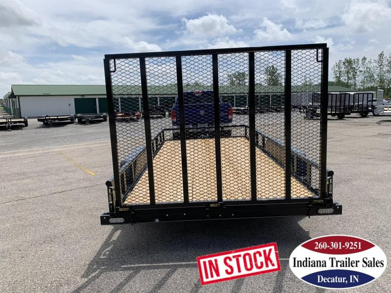 2019 Doolittle Trailer Mfg UT84X167K Utility Trailer