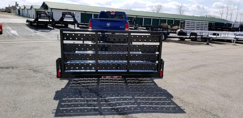 2019 Nation Tank and Trailer 6 1/2 x 13 Toy Hauler 5.2K