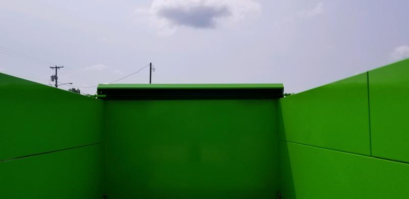 2019 B-Wise DU14-15 Dump Trailer