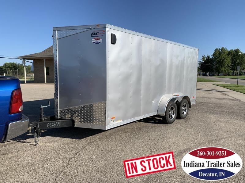 2019 RC Trailers RWT7x16TA2 Enclosed Cargo Trailer