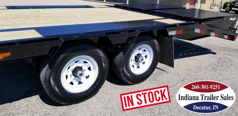 2020 PJ Trailers LS252 Equipment Trailer